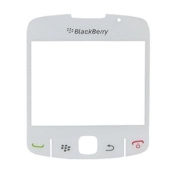 lente de pantalla de carcasa blackberry 8520