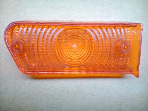 lente de pisca ford corcel 1973 - 1977