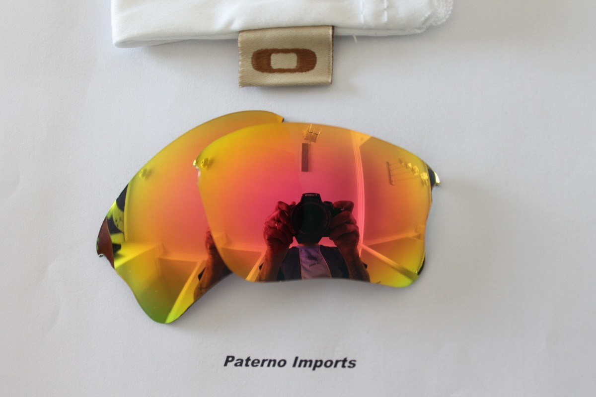 lente de reposição óculos modelo flak jacket xlj - veja core. Carregando  zoom. c104c3c51e