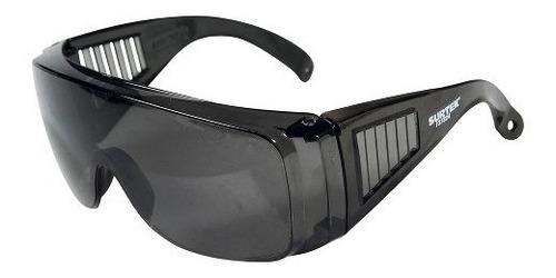 lente de seguridad negro 137324 surtek