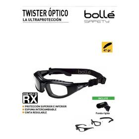 Lente De Seguridad Twister Óptico - Ultraproteccion