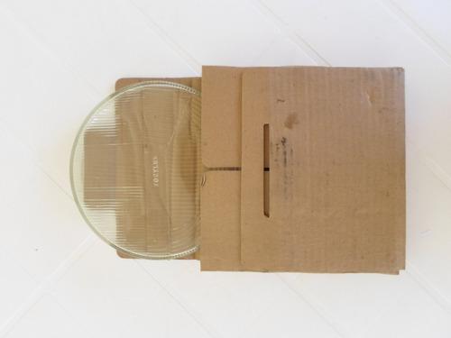 lente de vidro do farol do fusca ou kombi
