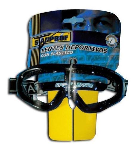 lente deportivo seguridad stanprof gb029