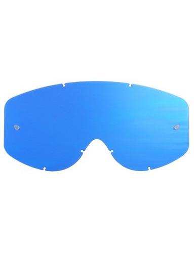 lente d/repuesto p/gafas castle eyewear force espejados azul