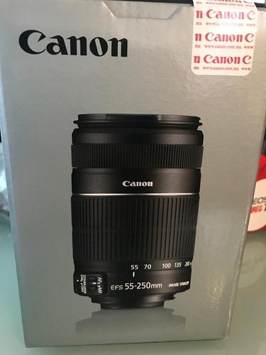 lente ef-s 55-250mm f/4-5.6 is ii