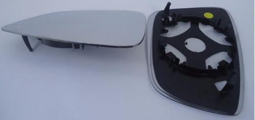 lente espelho golf retrovisor   golf 2012 direito convexa