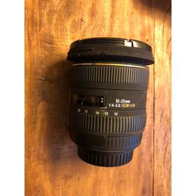 Lente Ex Sigma 10-20mm F4-5.6 Dc Hsm