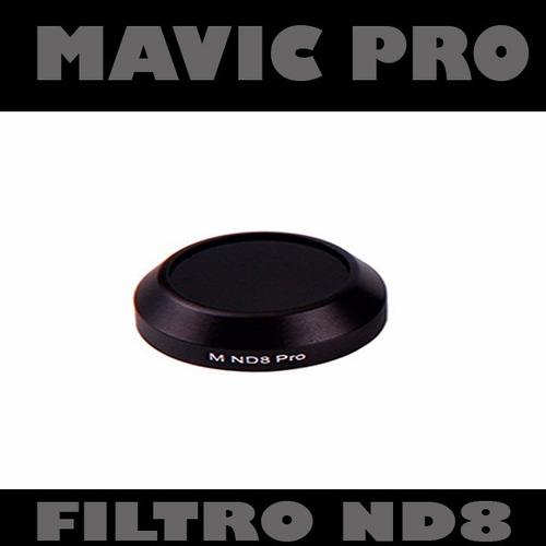 lente filtro  nd8 mavic pro  pronta entrega + frete grátis