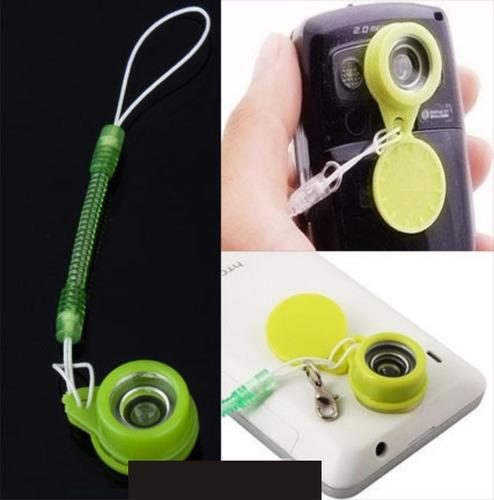 lente fish eye wide angle para camaras de ipod, ipad,celular