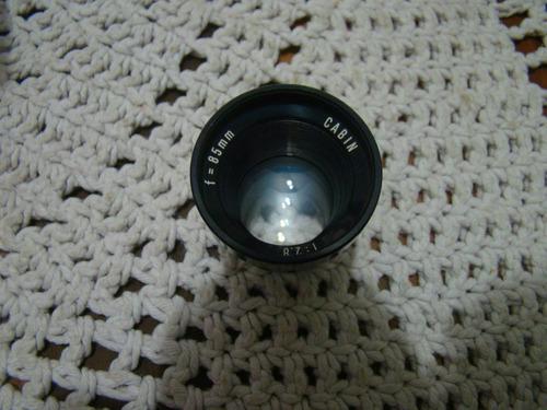 lente foclizadora projetor  cabin 1000a