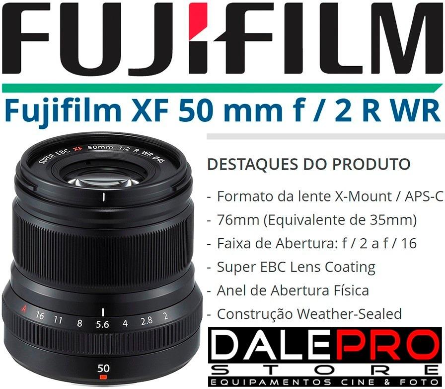 Fuji 50mm F2