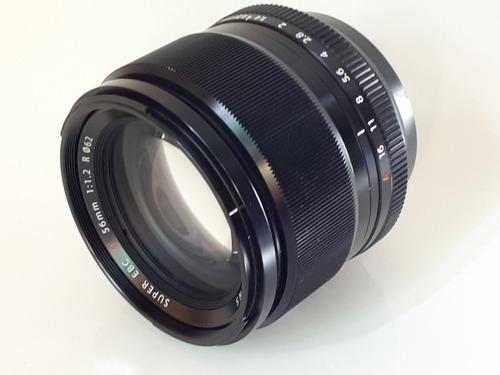 lente fujifilm fujinon xf 56mm f/1.2 r para fuji xpro2/ xt2/