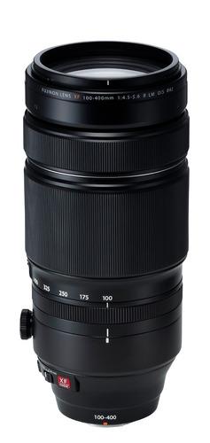 lente fujifilm xf 100-400 mm f4.5-5.6 r lm ois wr