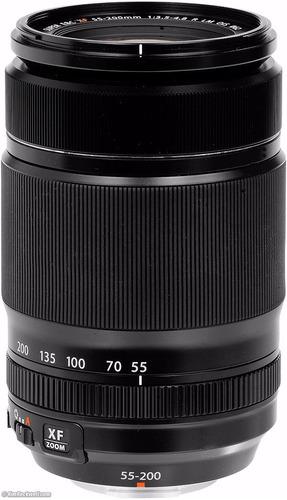 lente fujifilm xf 55-200mm f3.5-4.8 lm r