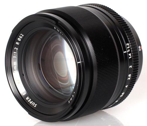 lente fujifilm xf 56 mm