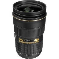 lente fx nikkor nikon 24-70mm f/2.8g ed