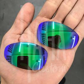f6a1bf026 Oakley Spike Titanium Óculos Sol De Juliet - Óculos no Mercado Livre Brasil