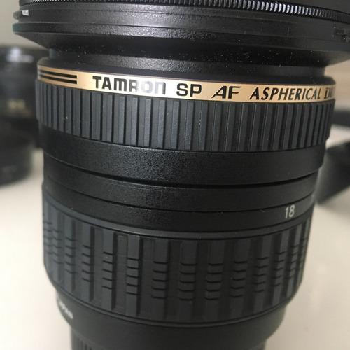 lente gran angular
