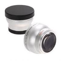 lente gran angular para