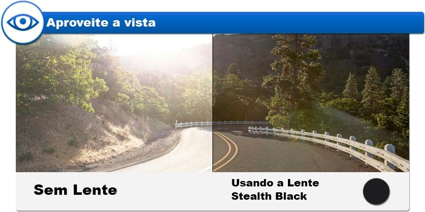 e9c51090afb77 lente holbrook preta stealth black polarizada. Carregando zoom.