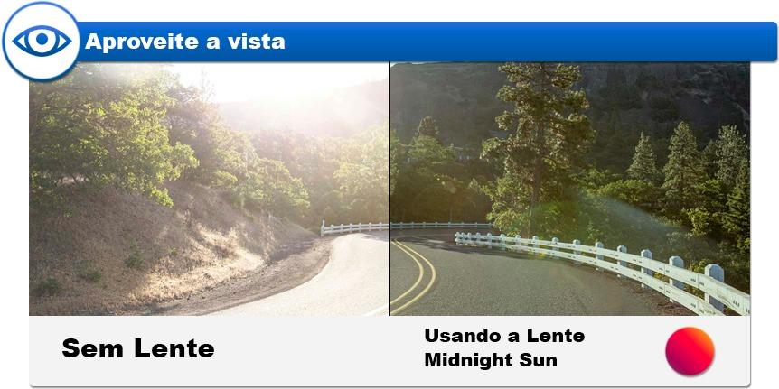 090a803d2fdb7 lente holbrook sol da meia noite midnight sun polarizada. Carregando zoom.