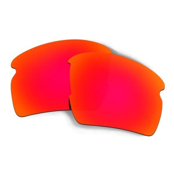 3a906b84552cd Lente Hotlentes Dark Ruby P  Oakley Flak 2.0 Xl Oo9188 - R  120,00 ...