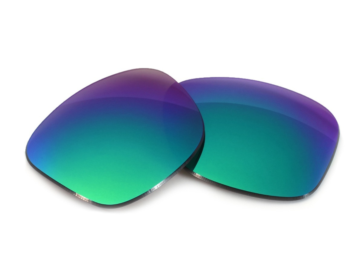 220cc0ed7 lente hotlentes g 26 verde polarizada p/ oakley sliver r. Carregando zoom.