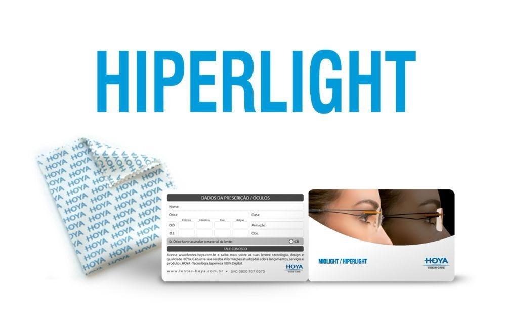449a151847377 Lente Hoya Hiperlight 1.67 +ar(ate +6.50 Graus)lentes Finas - R  750 ...