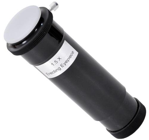 lente inversora skylife 1.5x para telescópio refletor 1,25
