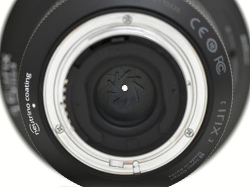lente irix 15mm f/2.4 firefly p/ nikon fx ñ laowa z6 z7