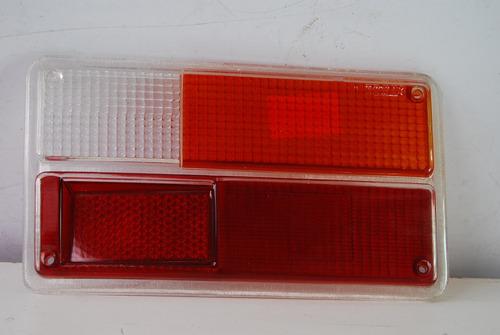 lente lanterna traseira variant i 73 a 77 tricolor ld