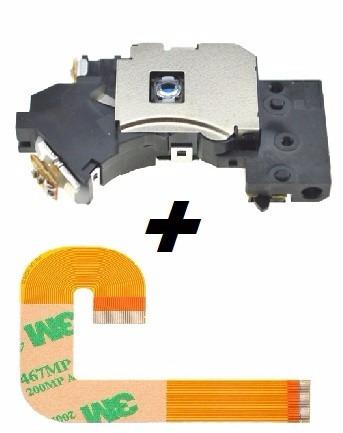 lente laser lector ps2 slim + flex insta. 30min