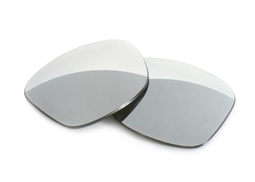 lente liquid metal p/ oakley enduro proteção uv frete grátis