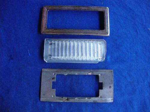 lente luz de cortesia f-75 ford antigo
