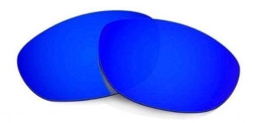 Lente Magic Blue Polarizada P  Oakley Double X Xx A + Pedida - R ... a32f54c8d1