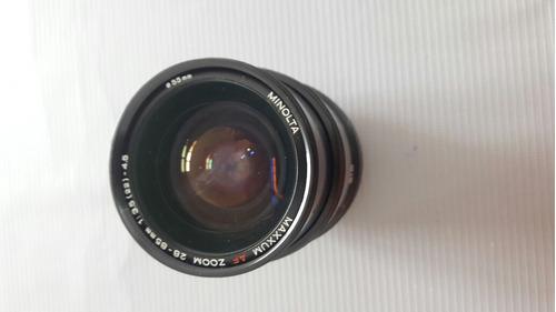 lente minolta af 28-85 macro (sony)