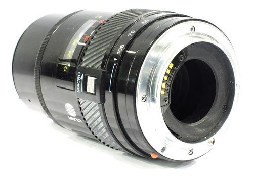 lente minolta af zoom 35-105mm f/3,5-4,5 macro para sony sal