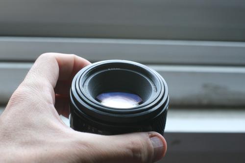 lente minolta maxxum 50mm f1.7 montura a sony