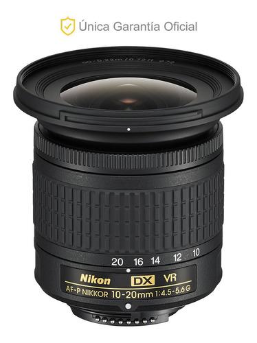 lente nikon 10-20mm f/4.5-5.6g vr af-p dx