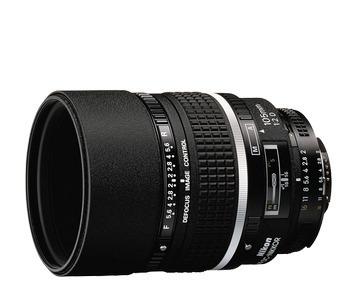 lente nikon 105mm af-dc fx f:2.0 defocus control