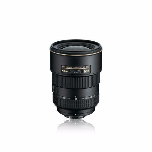 lente nikon 17-55mm f/2.8g if-ed af-s dx