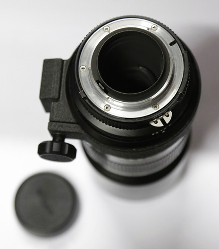 lente nikon 300 mm f 4,5 japones (manual)