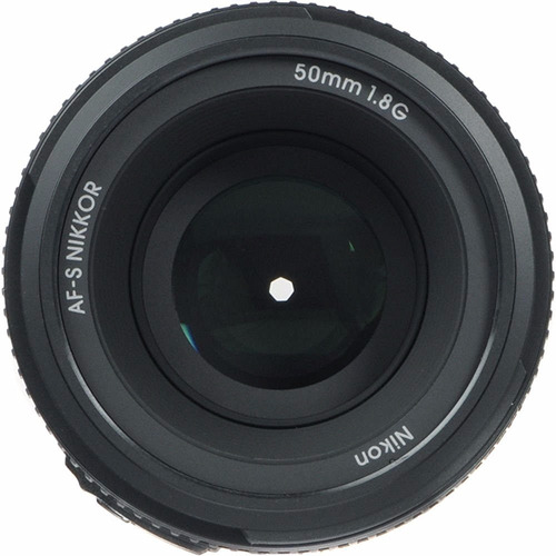 lente nikon 35mm f/1.8g negro