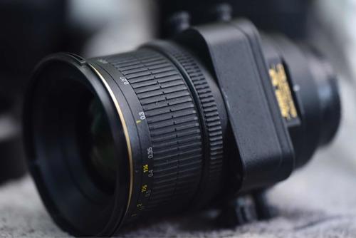 lente nikon 45mm f/2.8d ed pc-e macro - micro - nikkor