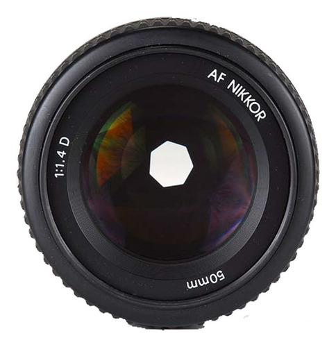 lente nikon 50mm 1.4d 1.4 d nikkor garantia alta velocidad