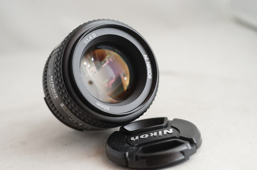 lente nikon 50mm f:1.4 afd