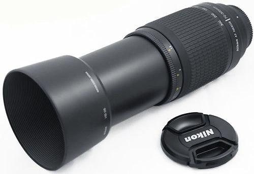 lente nikon 70-300mm