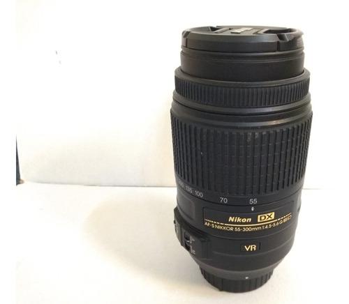 lente nikon af-s dx 55-300 mm f/4-5.6 g ed