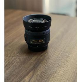 Lente Nikon Af-s Nikkor 35mm F/1.8g