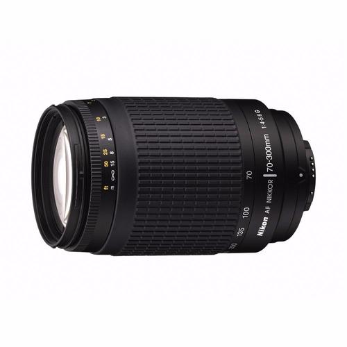 lente nikon af zoom-nikkor af-p 70-300 f/4.5-6.3g ed